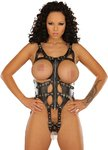 Ledapol Leather Bodysuit
