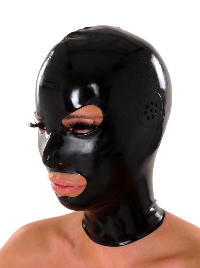 Hooker rubber hood mask fucking — pic 7