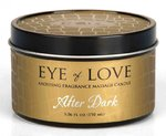 EYE OF LOVE Pheromon-Massage Kerze - After Dark 150ml