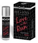 EYE OF LOVE Love on the run - Rebel for men 5ml