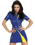 DateX Kleid m.zipper